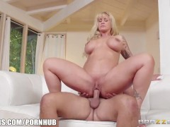 Hot milf Ryan Conner gets fucked hard - Brazzers